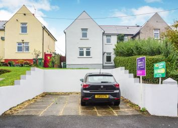 Thumbnail 3 bed semi-detached house for sale in Blaendare Road, Pontypool