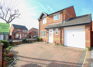 Thumbnail 3 bed detached house for sale in Celandine Road, Yeovil