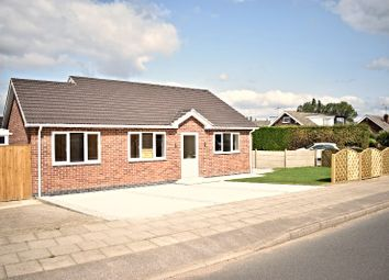 Thumbnail 2 bed detached bungalow for sale in Park Hall Road, Mansfield Woodhouse
