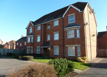 Thumbnail 2 bed flat to rent in Dey Croft, Chase Meadow Square, Warwick