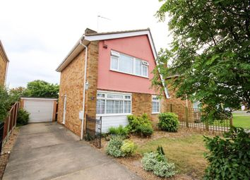 Thumbnail 3 bed detached house for sale in Conifer Close, Ormesby, Great Yarmouth