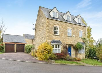 Thumbnail 4 bed detached house to rent in Steeple Aston, Oxfordshire