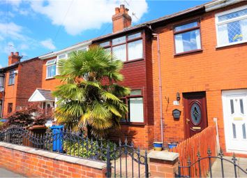 Thumbnail 3 bed terraced house for sale in Scott Avenue, Wigan