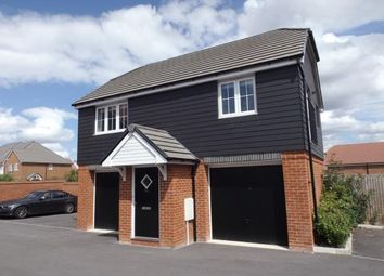 Thumbnail 1 bed detached house for sale in Bishopdown, Salisbury, Wiltshire