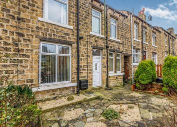 Thumbnail 2 bedroom terraced house for sale in Hawthorne Terrace, Crosland Moor, Huddersfield
