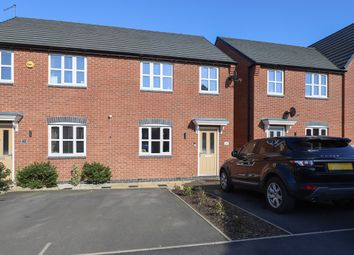 Thumbnail 3 bed semi-detached house for sale in Burton Street, Wingerworth, Chesterfield