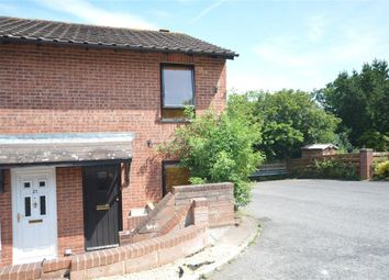 Thumbnail 2 bed end terrace house to rent in St Albans Close, Redhills, Exeter, Devon