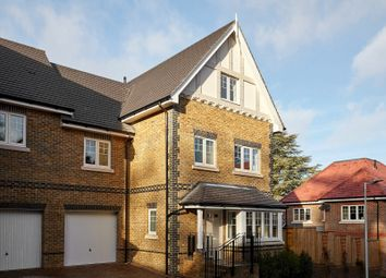 Thumbnail 4 bed semi-detached house for sale in Oxford Road, Purley On Thames
