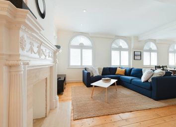 Thumbnail 3 bed flat to rent in Flat 4, 40-42 William IV Street, London