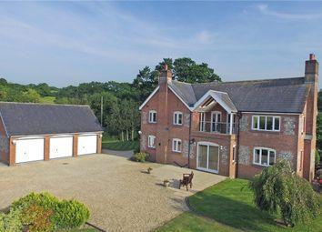 Thumbnail 4 bedroom detached house for sale in Plush, Dorchester, Dorset