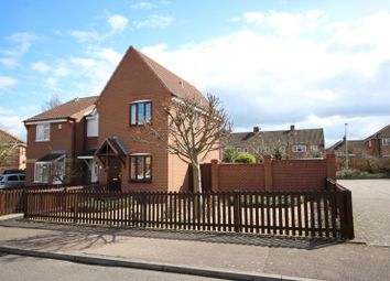 Thumbnail 2 bed property to rent in Durham Close, Bury St. Edmunds