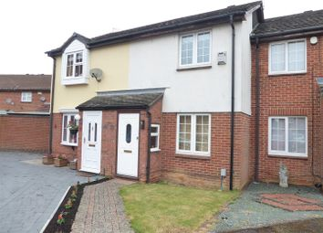 Thumbnail 2 bed terraced house for sale in Nash Close, Houghton Regis, Dunstable