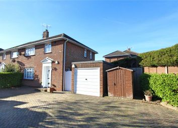 Thumbnail 3 bed semi-detached house for sale in Orchard Avenue, Tarring, Worthing