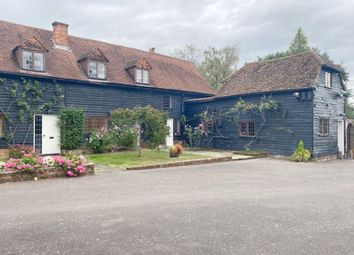 Thumbnail 2 bed terraced house to rent in Dean Oak Lane, Leigh, Reigate, Surrey
