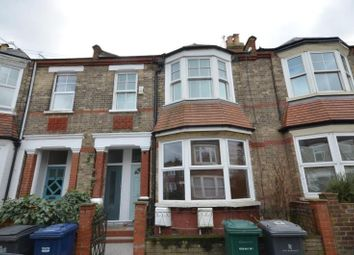 Thumbnail 3 bed maisonette to rent in Kitchener Road, London, Greater London