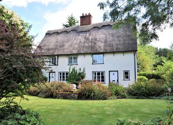 Thumbnail 4 bed cottage for sale in Moorgate, Blickling, Norwich