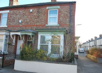 Thumbnail 3 bed terraced house to rent in Mansfield Avenue, Thornaby, Stockton-On-Tees