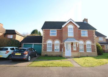 Thumbnail 4 bed detached house for sale in Stanley Close, Coulsdon