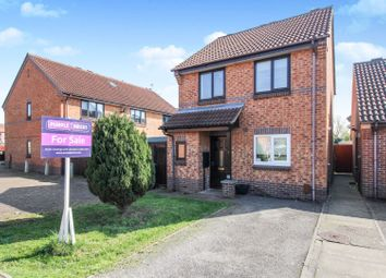 Thumbnail 3 bedroom detached house for sale in Skylark Way, Sinfin
