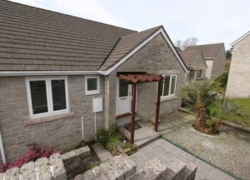 Thumbnail 4 bed detached house to rent in William Evans Close, Plymouth