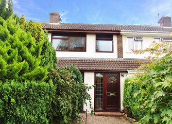 Thumbnail 2 bed terraced house to rent in Vinnicombes Road, Stoke Canon, Exeter