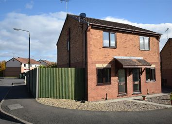Thumbnail 2 bed semi-detached house to rent in Ashton Close, Swanwick, Alfreton, Derbyshire