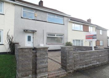 Thumbnail 3 bed terraced house for sale in Oak Road, Merthyr Tydfil