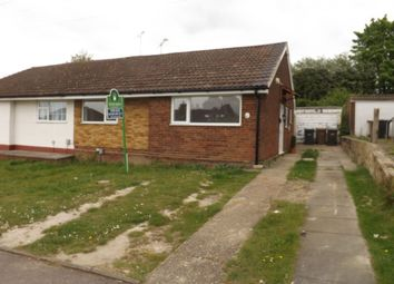 Thumbnail 2 bedroom bungalow for sale in Eldon Road, Luton