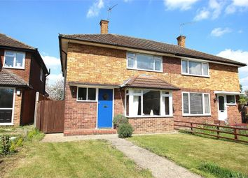 Thumbnail 4 bed semi-detached house for sale in Walpole Road, Old Windsor, Berkshire
