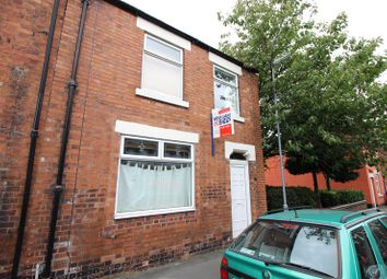 Thumbnail 3 bed terraced house for sale in Belle Vue, Leek, Staffordshire
