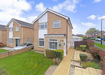 Thumbnail 3 bed detached house for sale in Bransdale Grove, Knaresborough, North Yorkshire