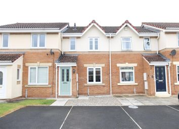 Thumbnail 2 bed terraced house for sale in Moorside Drive, Carlisle