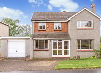 Thumbnail 4 bedroom property for sale in 49 Dalmahoy Crescent, Balerno