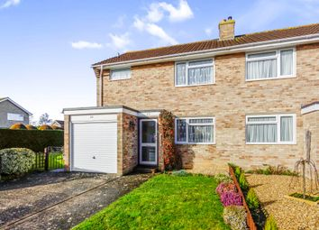 Thumbnail 3 bed semi-detached house for sale in Hollis Way, Southwick, Trowbridge