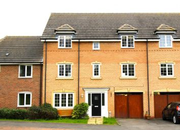 Thumbnail 4 bed terraced house for sale in Skye Close, Peterborough