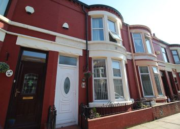 Thumbnail 3 bed terraced house for sale in Eastdale Road, Wavertree, Liverpool