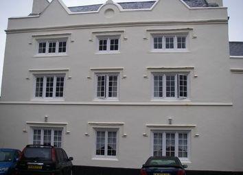 Thumbnail 2 bedroom flat to rent in St. John Close, High Street, Honiton
