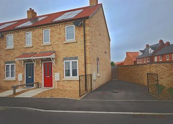 Thumbnail 2 bed terraced house to rent in Belle Vue Close, Holbeach, Spalding