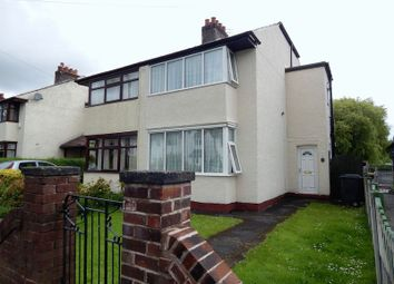 Thumbnail 2 bed semi-detached house for sale in Studholme Crescent, Penwortham, Preston