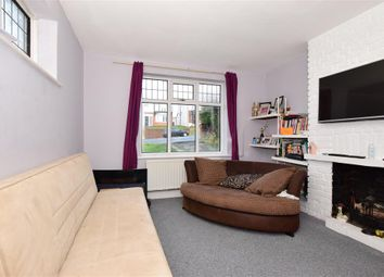 Thumbnail 5 bed semi-detached house for sale in Dover Road, Folkestone, Kent