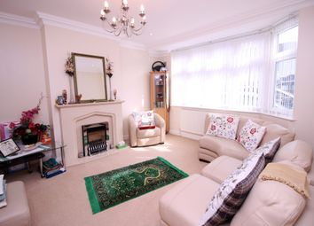Thumbnail 5 bed semi-detached house for sale in Sherborne Avenue, Southall, Middlesex