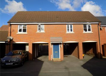 Thumbnail 2 bedroom flat for sale in Fitzpiers Close, Taw Hill, Swindon, Wiltshire