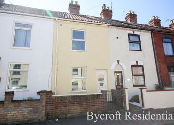 Thumbnail 3 bed terraced house for sale in Century Road, Cobholm, Great Yarmouth