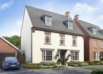 "Thumbnail 5 bedroom detached house for sale in ""Emerson"" at Priorswood, Taunton"