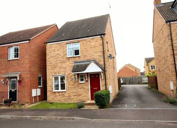 Thumbnail 3 bed detached house for sale in Fishers Bank, Littleport, Ely