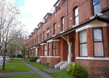 Thumbnail 1 bed flat to rent in Victoria Terrace, Hathersage Road, Victoria Park, Manchester