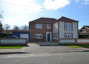 Thumbnail 4 bedroom detached house for sale in Docking Road, Ringstead, Hunstanton