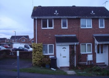 Thumbnail 2 bed end terrace house to rent in Winwick Road, Freshbrook, Swindon