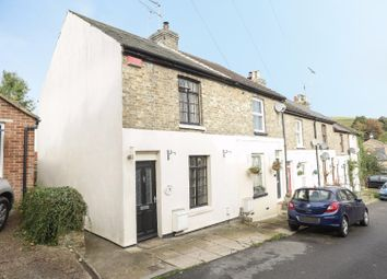 Thumbnail 2 bedroom semi-detached house for sale in Church Hill, Temple Ewell, Dover