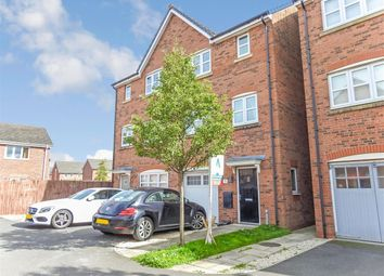 Thumbnail 4 bedroom town house to rent in Robinson Close, Buckshaw Village, Chorley